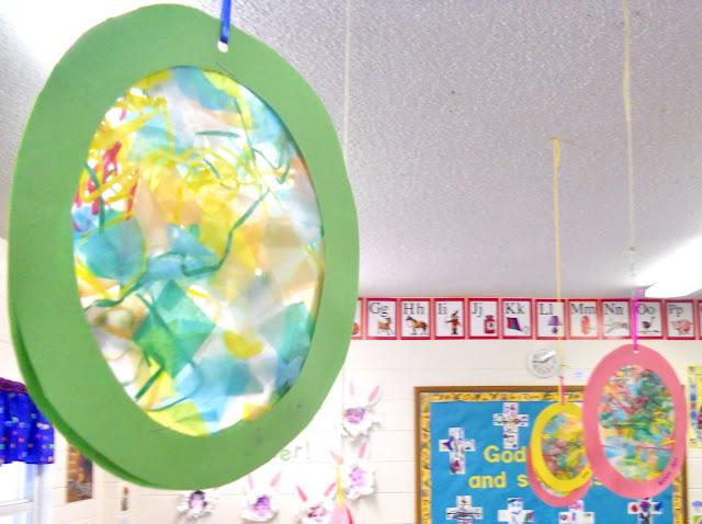 Princesses, Pies, & Preschool Pizzazz: 4 Easter Crafts For