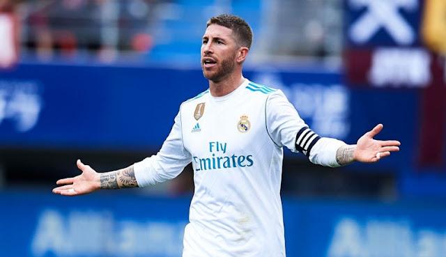 Ramos Pastikan Madrid Takkan Berikan Guard of Honor untuk Barcelona