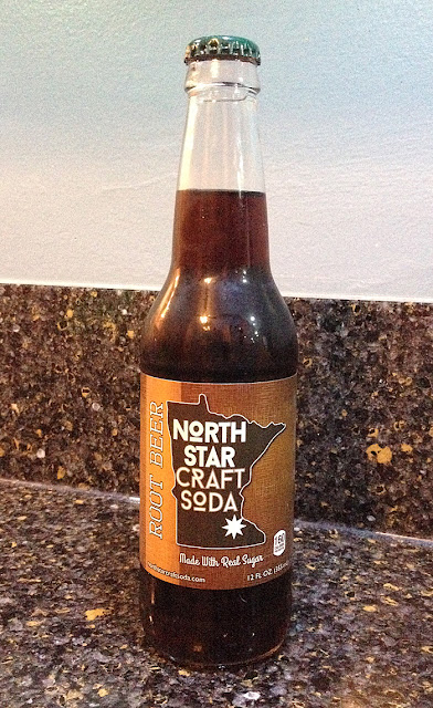 North Star Craft Soda Root Beer
