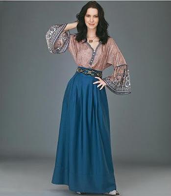 saia azul blue skirt linda moda tendencia elegante moderna fashion barata atual descolada feminina mulher falda gonna blu jupe bleue diferente verde esverdeado longa leve