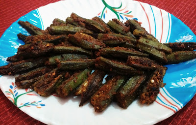 Stuffed Bhindi recipe | Stuffed Ladyfinger recipe | How to prepare Stuffed Bhindi?