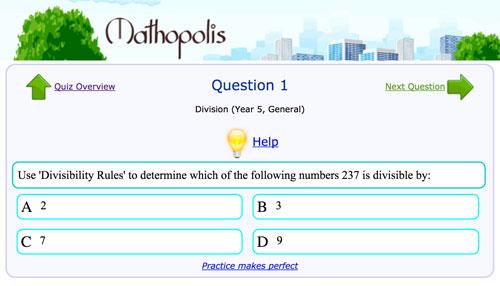 Usa las reglas de divisibilidad para saber por qué números se pueden dividir otras cifras
