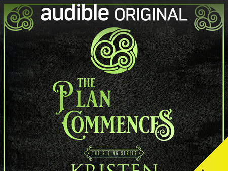 Audiobook Review: The Plan Commences (The Rising #2) by Kristen Ashley