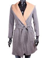 Palton Zara Dama Perry Grey (Z )