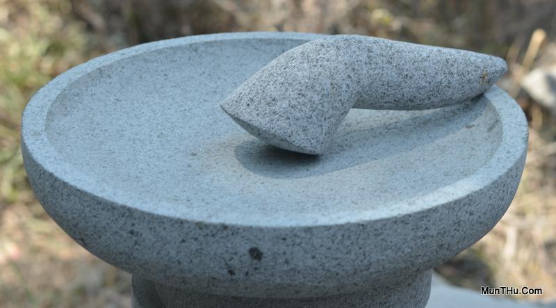 Produk Kerajinan Batu