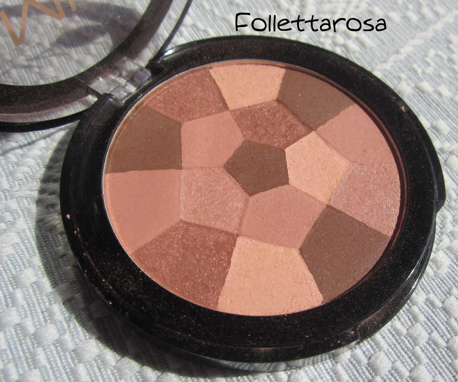 mosaic bronzer makeup academy opinione
