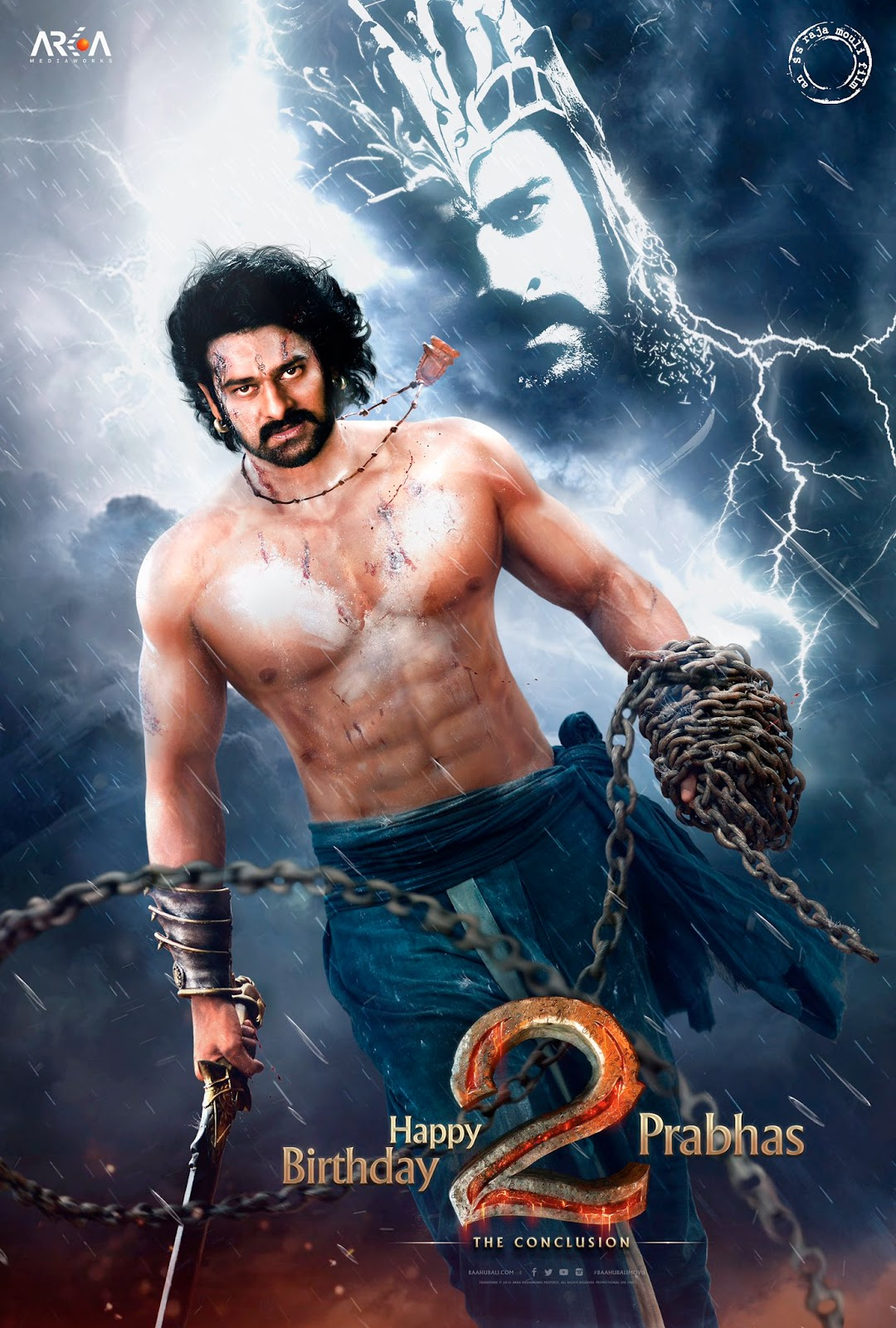 Bahubali 2 release dates - Bahubali 2 Trailer Watch Baahubali 2 Movie Trailer Online Prabhas Film First Official Trailer