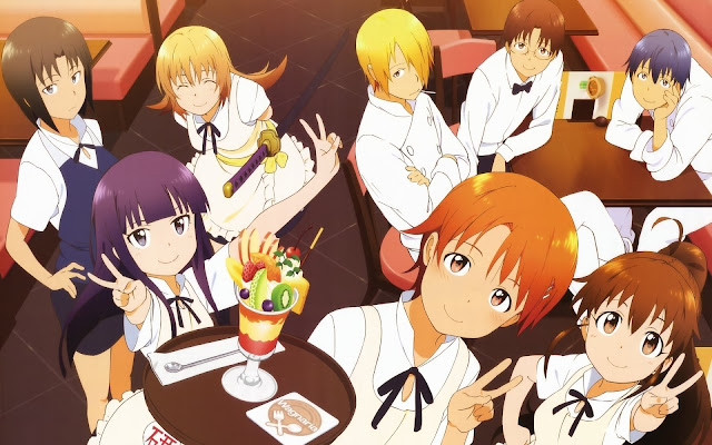 Download OST Opening Ending Anime Working!! Full Version
