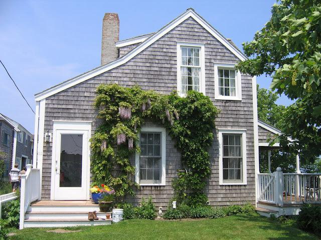 8 ý tưởng tuyệt vời để xây dựng Cape Cod House quyến rũ