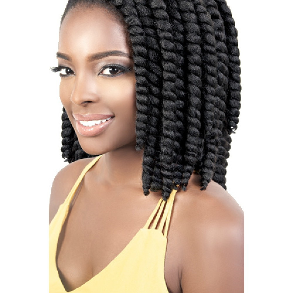 Crochet Braids // Divatress - Not Just A Pretty Face