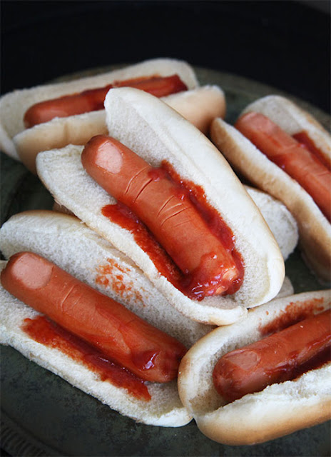 halloween food ideas for adults with pictures