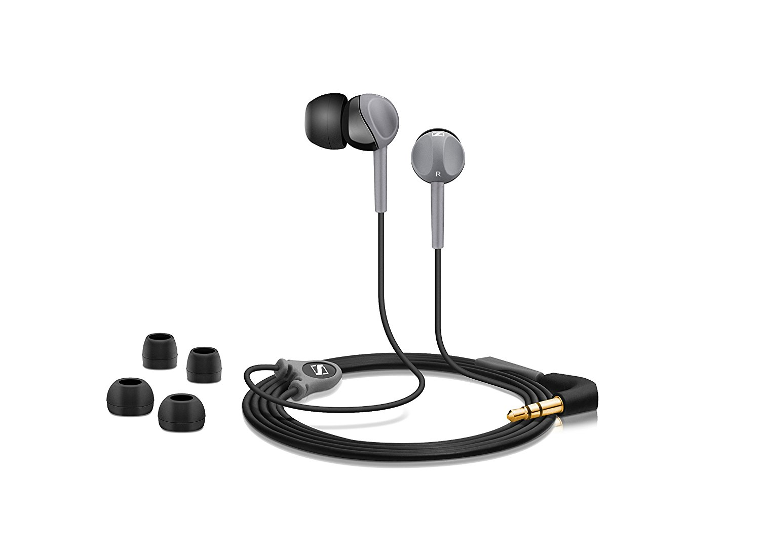 Sennheiser Cx 180 Street Ii In Ear Headphone Black