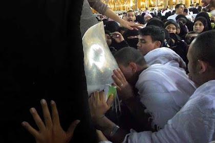 Berjuang Mencium Hajar Aswad: Hati-hati Hadapi Joki Hajar Aswad (3)