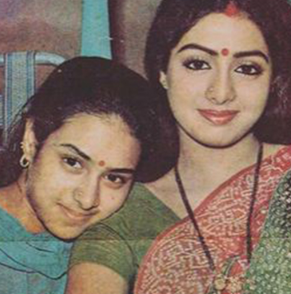 Srilatha Yanger and sridevi kapoor age, wiki, biography