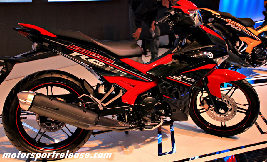 Reference Auto  2015 Yamaha New Jupiter Mx King 150cc