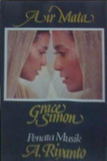 Grace Simon - Lihat Air Mata ( Karaoke )