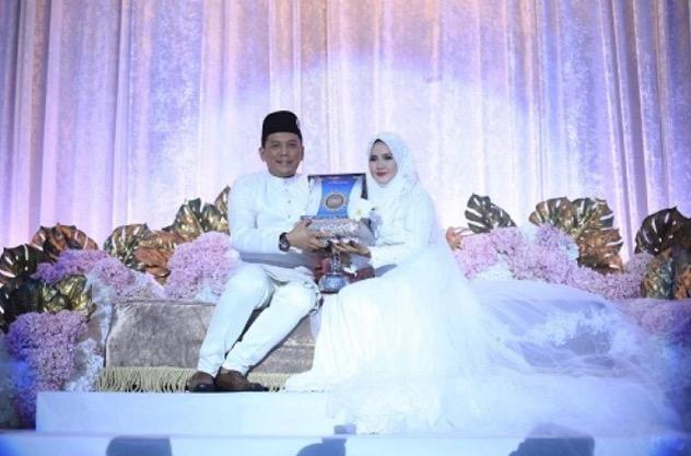 Sekitar Pernikahan Shahrol Shiro dan Nor Farhanah Syamimi