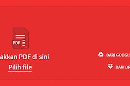 Cara Mudah Mengecilkan Ukuran File Pdf Secara Online dan Offline