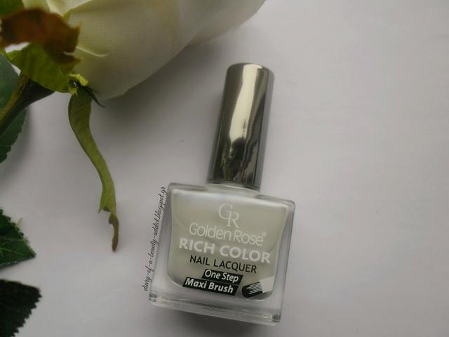 Golden Rose Rich Color Nail Lacquer 101