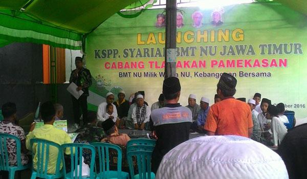 Launching BMT NU Koperasi Syariah Milik Warga NU
