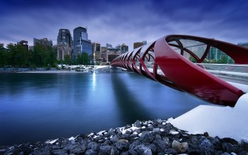 Wallpaper: Peace Bridge