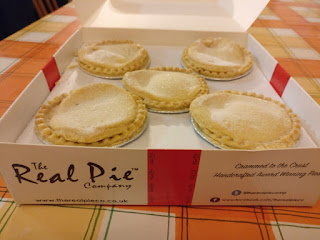 Real Pie Company Mince Pie Review