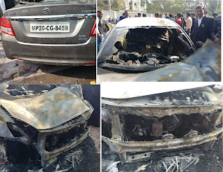 Maruti swift dezire 2017model petrol burned avoid maruti