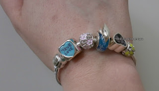 Pulsera con Charms Soufeel
