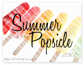 <b><i>the</i> Summer <i>of the</i> Popsicle</b> <i>{2012}</i>