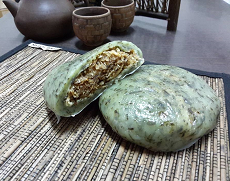 草仔粿DIY烘培