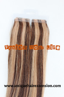 adhesive hair extensions