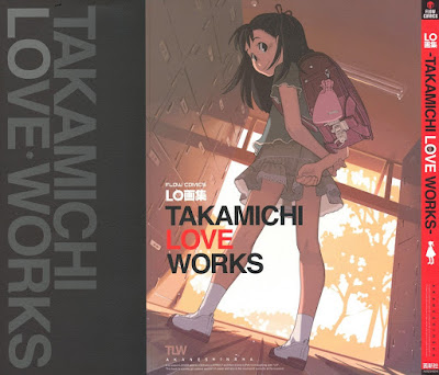 [Artbook] LO画集 TAKAMICHI LOVE WORKS Raw Download