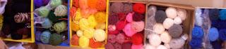kinds of yarn