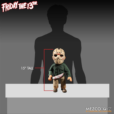 Mezco Friday the 13th Jason Mega Figure with Sound