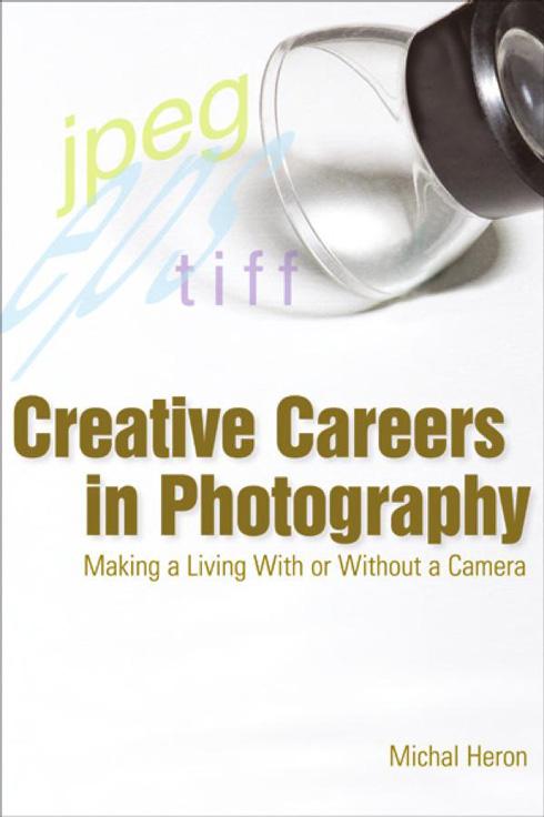 Portada libro: Carrera creativa en fotografia