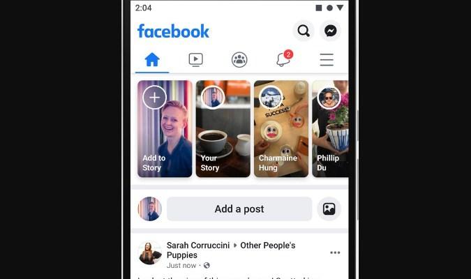 Desain Terbaru Facebook untuk Web Maupun Aplikasinya
