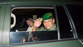 Baca Dan Sebarkan !! 11 Poin Penting Pernyataan Panglima TNI Terkait Ancaman Global Yang Membahayakan Indonesia - Commando