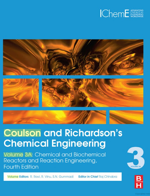 Get Coulson and Richardson's Chemical Engineering, Fourth Edition_ Volume 3A_ Chemical and Biochemical Reactors and Reaction Engineering-Butterworth-Heinemann (2017) Book Pdf