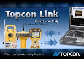 cara penggunaan topcon link