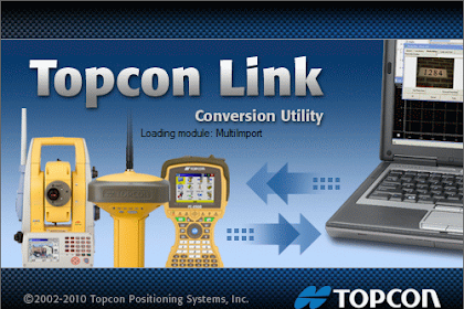 Cara penggunaan dan setting topcon link