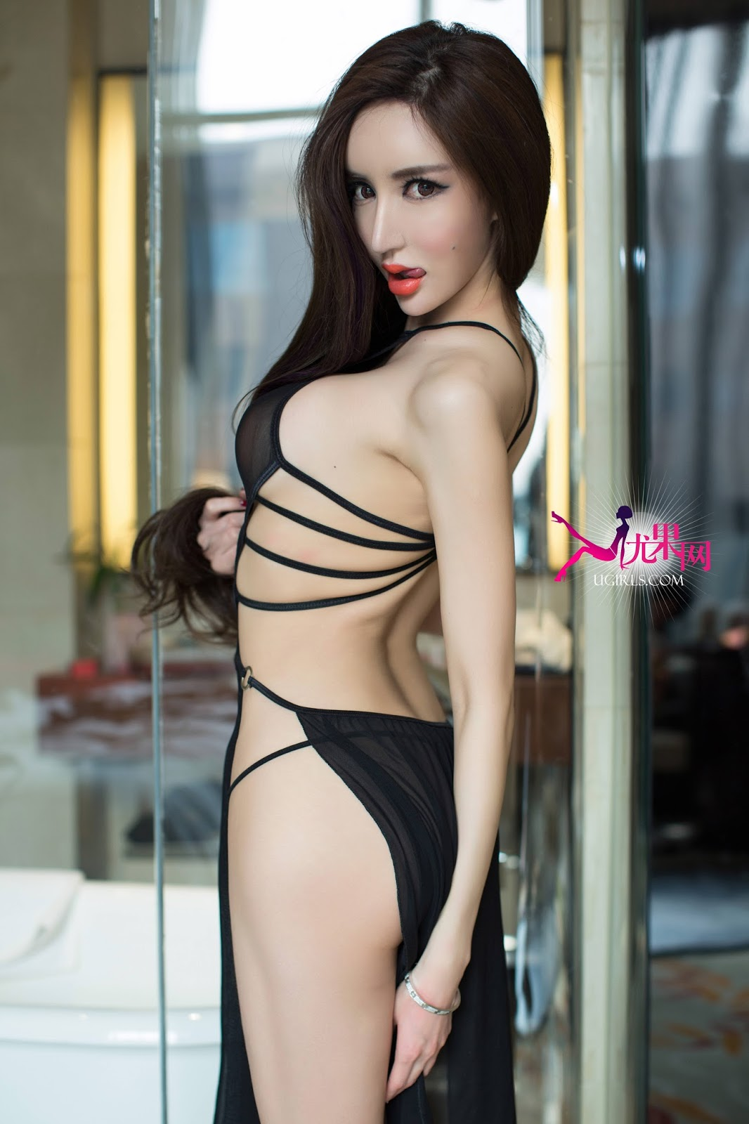 Wang Rui Er 王瑞儿 Hot ugirls_尤果网 No.078期 HD Photo Gallery ...