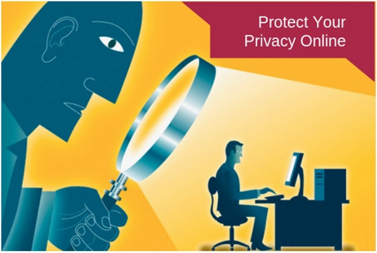 Simple ways to protect your Privacy Online