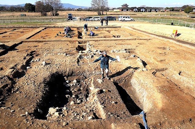 1,300-year-old imperial kitchen likely found in Nara