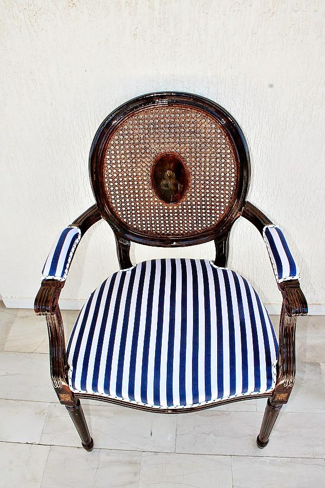 Πως να μεταμορφώσεις μια παλιά πολυθρόνα