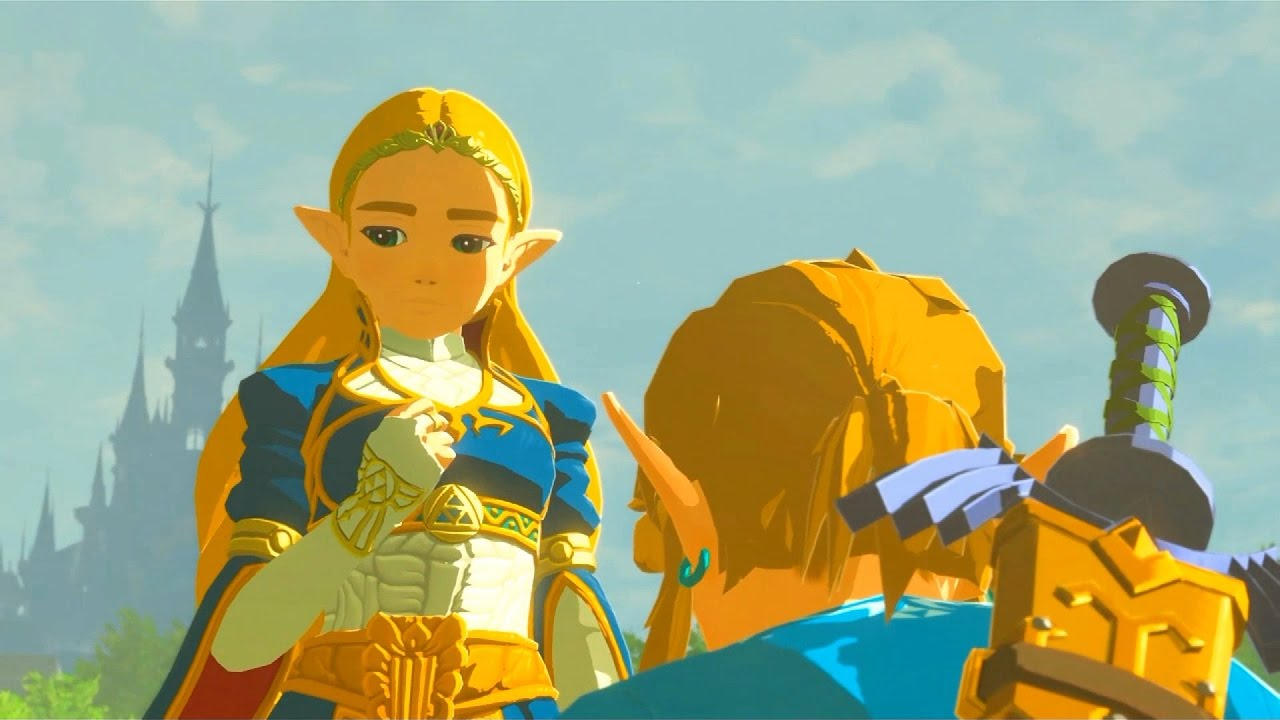 Genericide: The Top 10 Breaths in Breath of the Wild