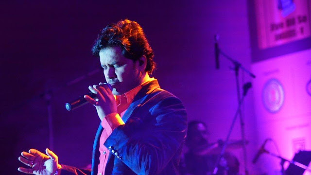 Javed Ali Performing Live