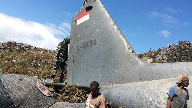 3 Peristiwa Jatuhnya Hercules C-130 di Indonesia