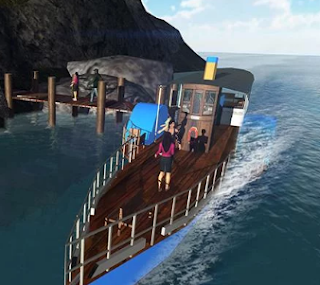 Ship Simulator the Real Cruise Driver