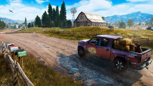 Spesifikasi Far Cry 5