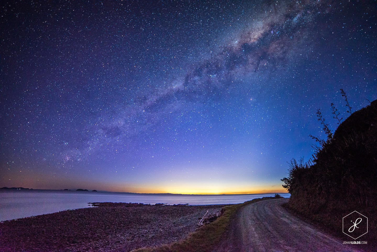 The Coromandel - He Traveled Around New Zealand In A Camper Van… This Is What He Saw.